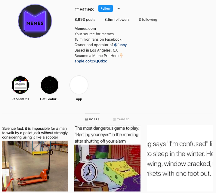 Instagram-Product-Research