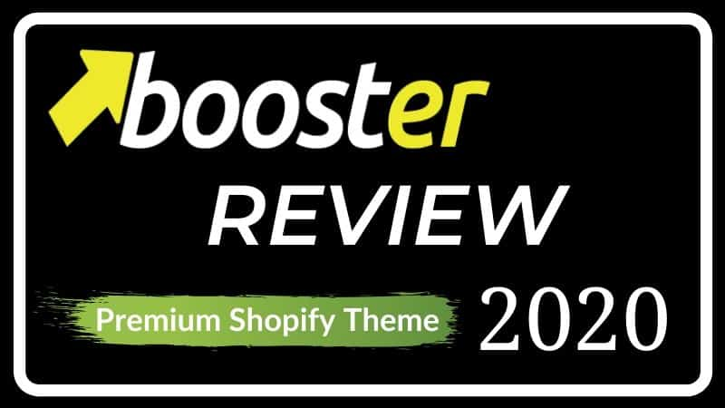 Booster Theme 5.0